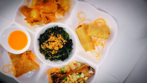 Mixed hors d'oeuvres